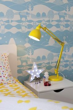 James' Bright Yet Tranquil Bedroom