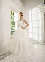 Beautiful wedding dress, when I get married I want to wear it
