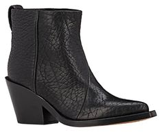 b70129624549 Acne Studios Donna Ankle Black Boots. Get the must-have boots of this season