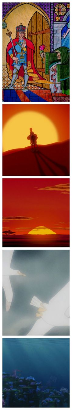 It might not be as easy as you think! Tell us if you could guess all the Disney movies based on the shots from the opening scenes!