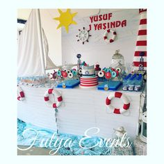 #denizci #sailor #denizciparti #sailorparty #nautical #nauticalparty…