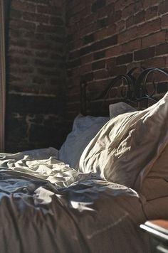 like i just got up~