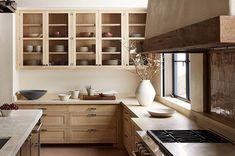 More About Modern Kitchen Cabinets Mdf Home Decor Kitchen, Interior Design Kitchen, New Kitchen, Home Kitchens, Kitchen Ideas, Warm Kitchen, Kitchen Modern, Diy Interior, Updated Kitchen
