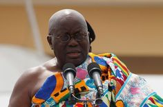 #world #news  No excuses for Ghana poverty 60 years after independence: president