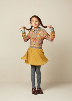 Oilily Children's wear fall/winter 2017 collection. Now available in stores and online at oilily.com. #KidsFashionStore