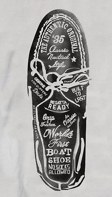 The classic boating shoe