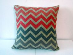 "Decorbox Cotton Linen Square Zig Zag Throw Pillow Case Decorative Chevron Stripe Cushion Cover Pillowcase 18 ""X18 ""(Pink and Grey) decorbox,http://www.amazon.com/dp/B00E5R4XAW/ref=cm_sw_r_pi_dp_qZHntb18ZB9CR87Z"