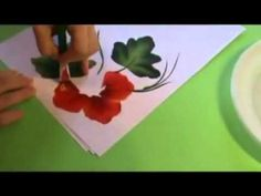 One Stroke Painting ( Germany) - YouTube