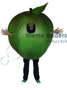 Costumes oversized bespoke and makes, oversize promo costumes