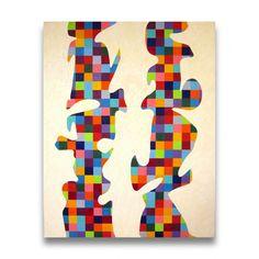 SOLD | Endless Painting 1 - Dana Gordon - Ideel Art