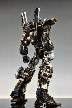 tomahawkfield: PG 1/60 RX-178 Gundam Mk-II:... - 資料置き場