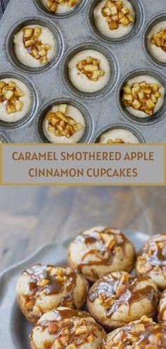 Lemon Cheesecake Recipes, Chocolate Cheesecake Recipes, Cheesecake Cookies, Cupcake Recipes, Cookie Recipes, Dessert Recipes, Apple Cinnamon Cupcakes Recipe, Cinnamon Apples, Breakfast For Dinner