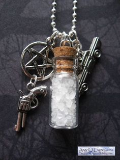 Supernatural charm necklace!