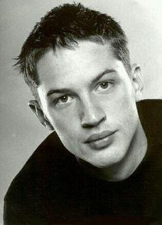 Young Tom Hardy