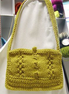 Free knitted bags patterns