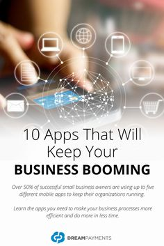 Over 50% of successful small business owners are regularly using up to five different mobile apps to keep their organizations running according to a study by Intuit Canada. And, there's no question that mobile apps are a virtual gold mine for small and me