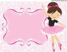 kit festa bailarina marmita pequena