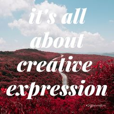 Work is about your creative expression, your contribution; when we think about work this way, if frees us to embrace it in a very different way.