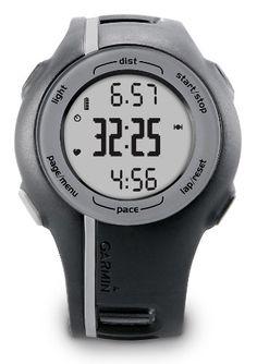 Garmin Forerunner 110 GPS-Enabled Unisex Sport Watch (Black) https://bestheartratemonitorusa.info/garmin-forerunner-110-gps-enabled-unisex-sport-watch-black/