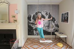tween room. Living With Kids: Trina McNeilly