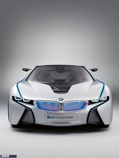 BMW Vision EfficientDynamics (2009).