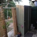 Amanda Cole -Cheap Shed x Shed Extra Storage Space, Storage Spaces, Amanda Cole, Cheap Sheds, Small Apartments, Outdoor Structures, Design, Small Flats, Tiny Apartments