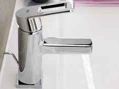 Quadra Single-lever basin mixer
