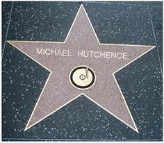 Michael Hutchence - Official Website - Walk of Fame