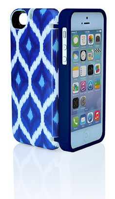 """eyn for iPhone 5/5s - Indigo 