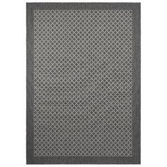 Balta 5-ft x 7-ft Rectangular Indoor/Outdoor Woven Area Rug