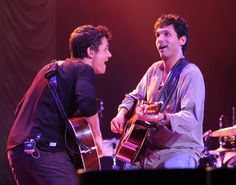 Pin for Later: Celebrity Siblings You Probably Didn't Know About John and Carl Mayer John Mayer has a younger brother named Ben and an older brother named Carl, who has been known to perform on stage with him during concerts.