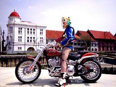 Harley & Harley in Old City