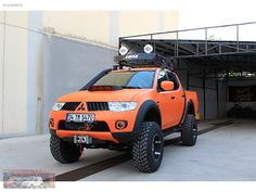 75 tl Vasıta / Arazi, SUV & Pick-up / Mitsubishi / L 200 / Invite 4x4