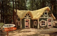 Enchanted Forest Theme Park Maryland | The Enchanted Forest Baltimore Maryland