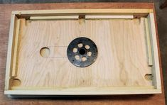 Cut a large access hole for a shop vacuum dust port into one end of how to make a router table extension for your table saw customize your table saw greentooth Gallery