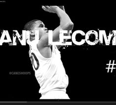 NCAA: Manu Lecomte (Miami) at NIT - Road to Madison Square Garden (NY) - vidéo