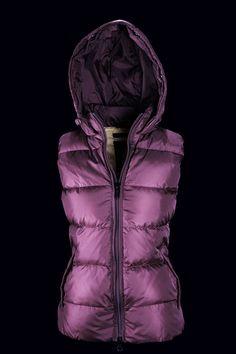 #giubbotti #Donna #woman # jacket #SMANICATO #DOWN #PROOF SHINY EFFECT - #Bomboogie
