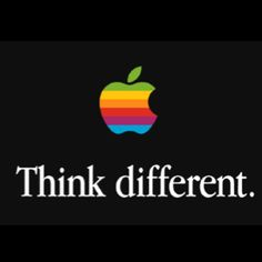 Think different..but what different apple? is the same phone.ipod.ipad...same mac's and same IOS sou in years sou what is the different?