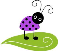 ladybug red purple - Google Search
