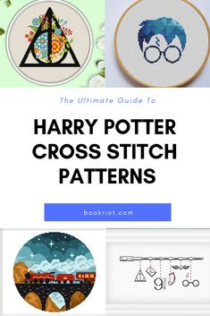 Harry Potter Cross-Stitch Patterns Are Magical Magical Harry Potter cross stich patterns! Cross Stitch Games, Cross Stitch Books, Cross Stitch Kits, Baby Cross Stitch Patterns, Cross Stitch For Kids, Cross Stitch Baby, Cross Stitching, Cross Stitch Embroidery, Embroidery Patterns