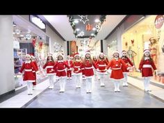 Merry Christmas Best Dance Kids - Jingle Bells 2017 | Crazy Frog - YouTube