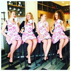 Simply Whimsical Cupcake Elsie Apron