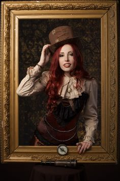 (9) steampunk fashion | Tumblr