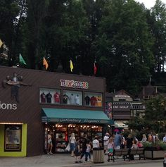 Loving Gatlinburg today. How about you? #smokies