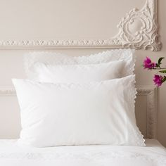 FLORAL EMBROIDERED PERCALE BED LINEN - Bed Linen - Bedroom | Zara Home United Kingdom