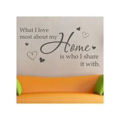 "Style and Apply Home Quote Phrases Wall Decal Size: 16"" H x 31"" W, Color: White"