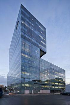 office facade. #commercial #facade #architecture #exterior #buildings Office Facade