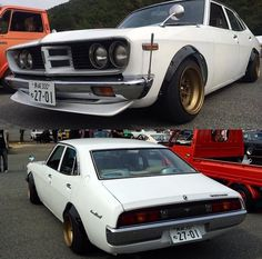 Best classic cars and more! Toyota Corona, Lexus Cars, Jdm Cars, Ride 2, Nissan Gtr Skyline, Old School Cars, Best Classic Cars, Toyota Cars, Mustang Cars