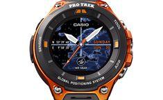 Prise en main de la Smart Outdoor Watch, la montre connectée selon Casio - http://www.frandroid.com/produits-android/accessoires-objets-connectes/montres-connectees-2/404242_prise-en-main-de-la-smart-outdoor-watch-la-montre-connectee-selon-casio  #Montresconnectées, #Prisesenmain