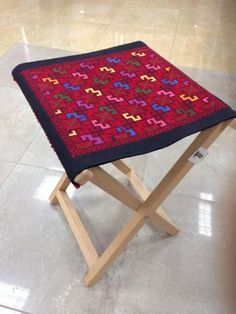 Palestinian embroidery Chair